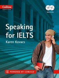 SPEAKING FOR IELTS(CD2장포함)(ENGLISH FOR EXAMS