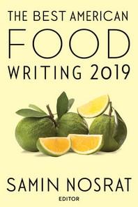 [해외]The Best American Food Writing 2019
