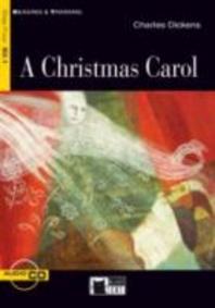 [해외]Christmas Carol+cd (Paperback)