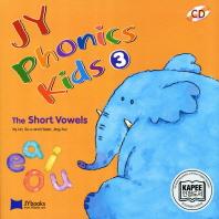 JY Phonics Kids. 3 : The Short Vowels(CD1장포함)(Paperback)