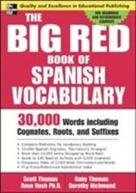 [해외]The Big Red Book of Spanish Vocabulary