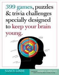 [해외]399 Games, Puzzles & Trivia Challenges Specially Designed to Keep Your Brain Young