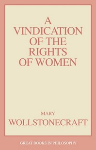 [해외]A Vindication of the Rights of Woman (Paperback)