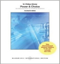 Power and Choice 14/E: Introduction to Political Science (Paperback) (무료배송)