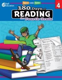 [해외]180 Days of Reading for Fourth Grade