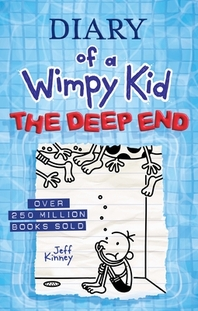 [해외]The Deep End (Library Binding)