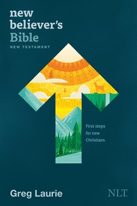[해외]New Believer's Bible New Testament NLT (Softcover)