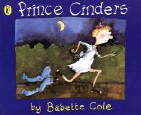[해외]Prince Cinders (Paperback)