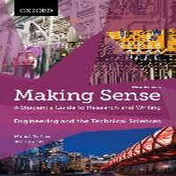 [해외]Making Sense in Engineering and the Technical Sciences