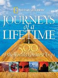 [해외]Journeys of a Lifetime (Hardcover)