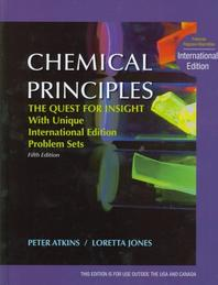 Chemical Principles (Hardcover)