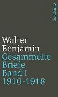 [해외]Gesammelte Briefe. Band I: Briefe 1910-1918