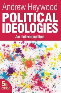 Political Ideologies : An Introduction (Paper