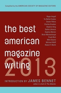 [해외]The Best American Magazine Writing 2013 (Paperback)