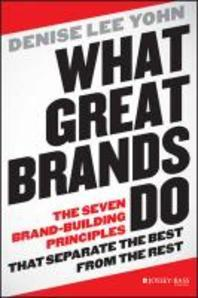 [해외]What Great Brands Do (Hardcover)
