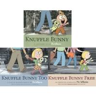 Knuffle Bunny 3 Books SET