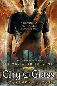 City of Glass (Mortal Instruments #03)