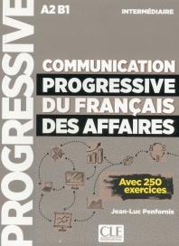 Communication Progressive Du Francais Des Affaires - Niveau Intermediaire Nc