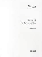 LINIE-2 FOR CLARINET AND PIANO(SE 1102)