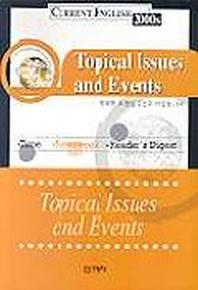 TOPICAL ISSUES AND EVENTS