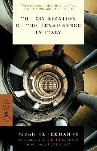 [해외]The Civilization of the Renaissance in Italy (Paperback)