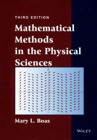 [보유]Mathematical Methods in the Physical Sciences (Hardcover)
