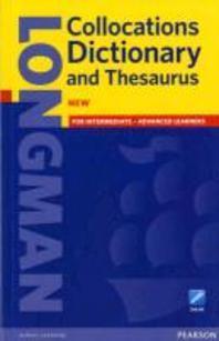 [해외]Longman Collocations Dictionary and Thesaurus Paper with Onl
