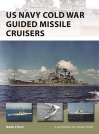 US Navy Cold War Guided Missile Cruisers