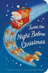 [해외]Twas the Night Before Christmas (Board Books)