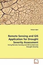 [해외]Remote Sensing and GIS Application for Drought Severity Assessment
