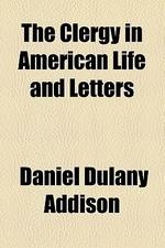 [해외]The Clergy in American Life and Letters (Paperback)