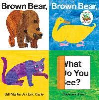 [해외]Brown Bear, Brown Bear, What Do You See? Slide and Find