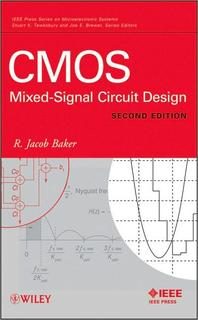 CMOS 2/E: Mixed Signal Circuit Design (Hardcover)