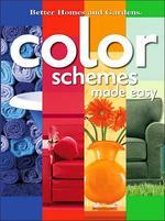 Color Schemes Made Easy