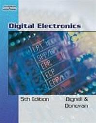 [해외]Digital Electronics [With CDROM] (Hardcover)