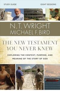 [해외]The New Testament You Never Knew Study Guide (Paperback)
