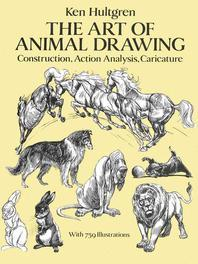 The Art of Animal Drawing (Revised)