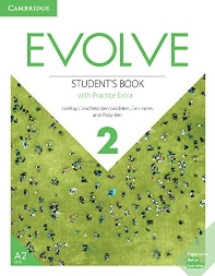 Evolve Level 2 Student's Book with Practice Extra