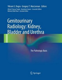[해외]Genitourinary Radiology (Paperback)