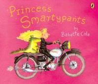 [해외]Princess Smartypants (Paperback)