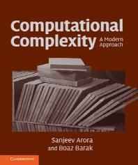 Computational Complexity : A Modern Approach
