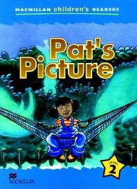 Macmillan Children's Readers Level 2 : Pat's Picture