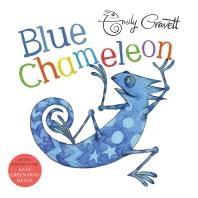 [해외]Blue Chameleon