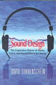 [해외]Sound Design (Paperback)