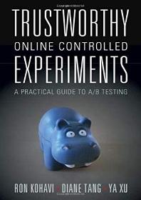 [해외]Trustworthy Online Controlled Experiments