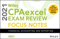 [해외]Wiley Cpaexcel Exam Review 2021 Focus Notes (Paperback)