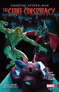 어메이징 스파이더맨: 클론 컨스피러시 Vol. 2
