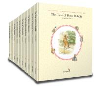 THE TALE OF PETTER RABBIT SERIES 1~10 권 SET(피터 래빗 미니북 시리즈 1~10권)(영문판)(양장본 HardCove