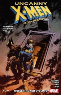 언캐니 엑스맨: 울버린과 사이클롭스(마블 그래픽 노블)