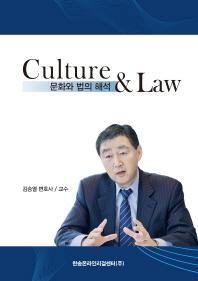 문화와 법의 해석(Culture & Law)